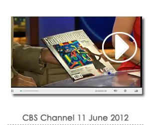 Smart Barre on CBS